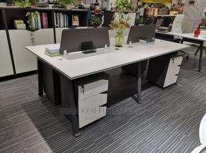 Quality Work Station by 4 | Furniture for sale in Lagos State, Ojo