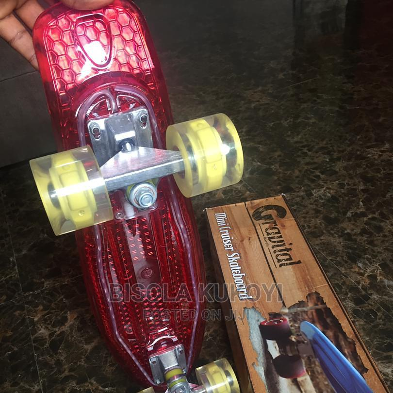 Chargeable Skateboard   Toys for sale in Lekki, Lagos State, Nigeria