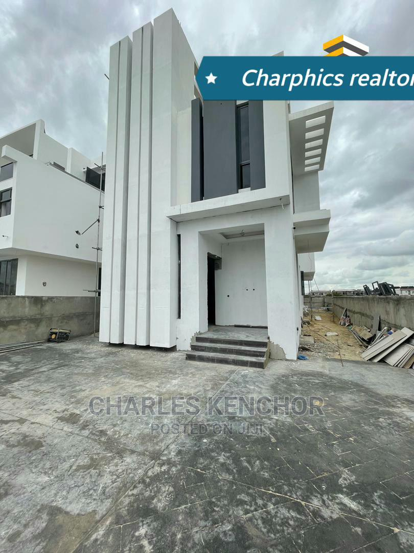 Brand New 5bedrooms Fully Detached Duplex With Pool at Osapa