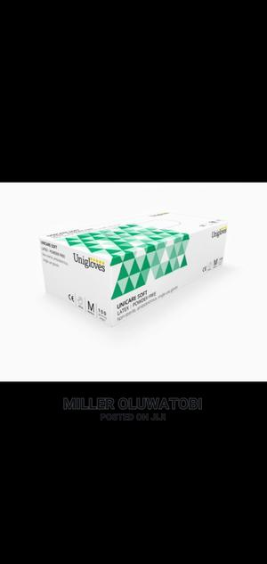 Powdered Gloves   Medical Supplies & Equipment for sale in Lagos State, Amuwo-Odofin