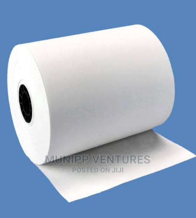 Thermal Pos Paper 57 X 38 Carton. Small | Stationery for sale in Port-Harcourt, Rivers State, Nigeria
