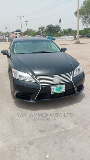 Lexus ES 2012 350 Black   Cars for sale in Abuja (FCT) State, Dei-Dei