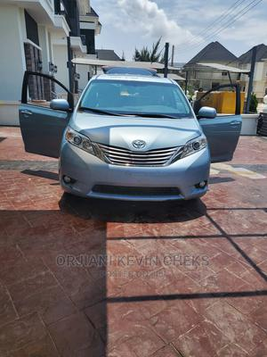 Toyota Sienna 2017 Blue | Cars for sale in Lagos State, Ajah