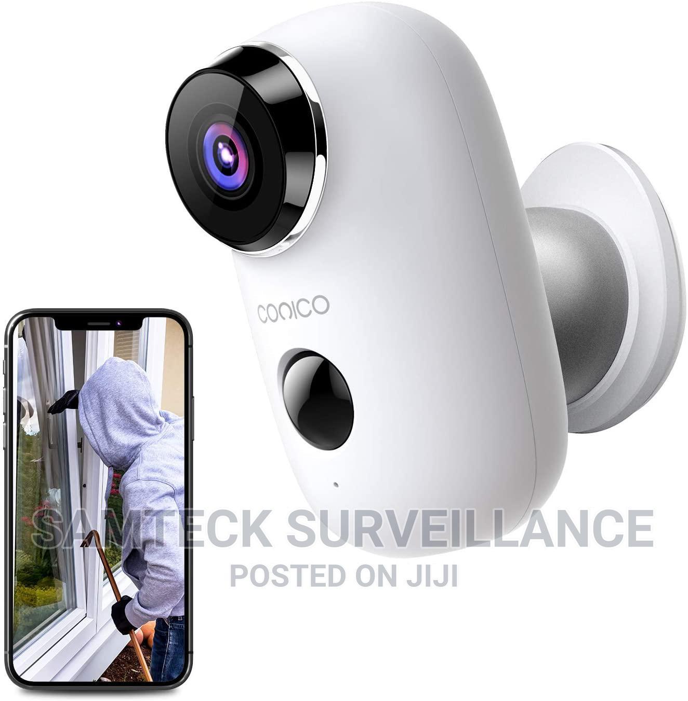 Conico Wifi Infrared Ip Camera