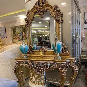 Brand New Imported Royal Console Mirror | Furniture for sale in Lagos State, Ojo
