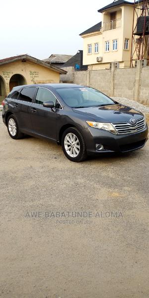 Toyota Venza 2010 Gray | Cars for sale in Lagos State, Ifako-Ijaiye