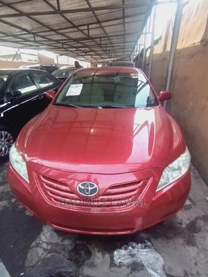 Toyota Camry 2007 Red   Cars for sale in Lagos State, Surulere