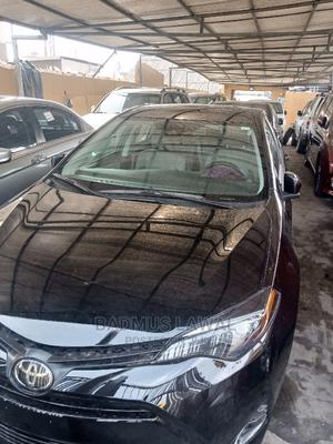 Toyota Corolla 2019 LE (1.8L 4cyl 2A) Black | Cars for sale in Lagos State, Surulere