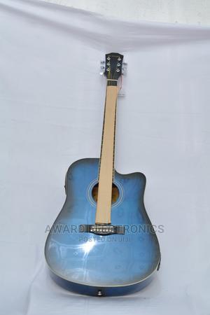 Semi Accustic Guitar | Musical Instruments & Gear for sale in Lagos State, Ajah