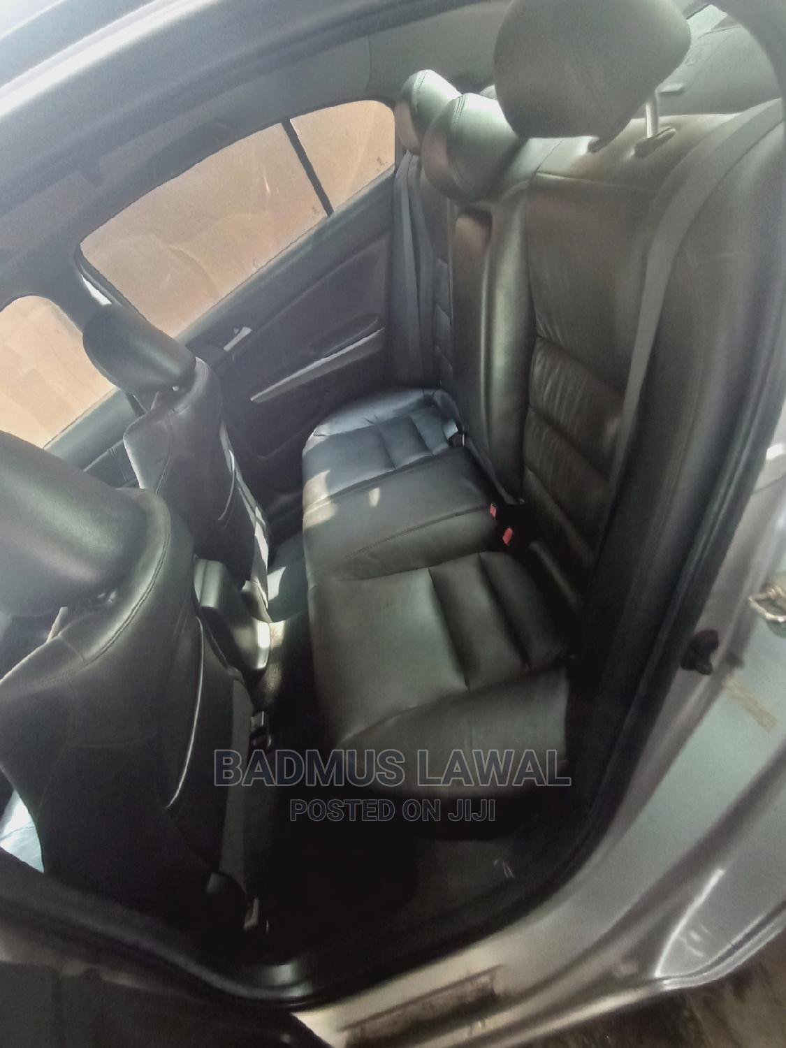 Honda Accord 2008 2.4 EX Automatic Gray | Cars for sale in Surulere, Lagos State, Nigeria