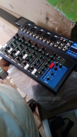 7 Channel Yamaha Mixer | Audio & Music Equipment for sale in Lagos State, Ikeja