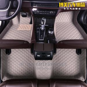 Gray Interior Leather Floor Pad Mat   Vehicle Parts & Accessories for sale in Lagos State, Ikoyi