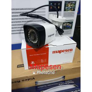 Smart City Cctv Camera Mapesen Day and Night Vision | Security & Surveillance for sale in Lagos State, Ojo