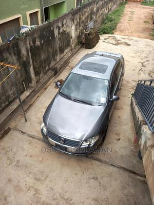 Volkswagen Passat 2006 Gray | Cars for sale in Lagos State, Ifako-Ijaiye