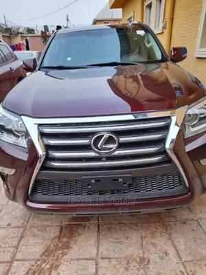 Lexus GX 2016 460 Luxury Red | Cars for sale in Delta State, Oshimili South