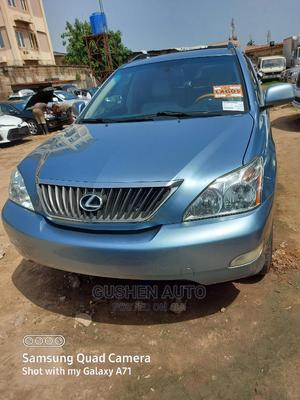 Lexus RX 2008 350 Blue | Cars for sale in Lagos State, Oshodi