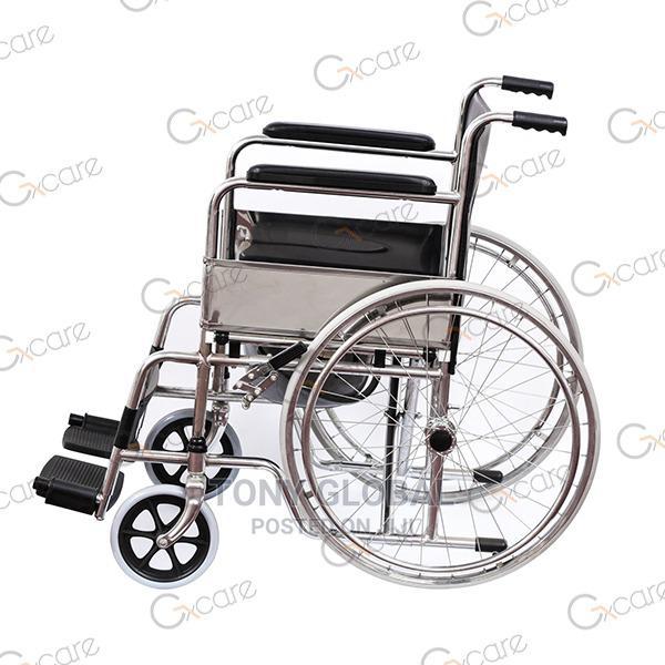 Wheel Chair | Medical Supplies & Equipment for sale in Lagos Island (Eko), Lagos State, Nigeria