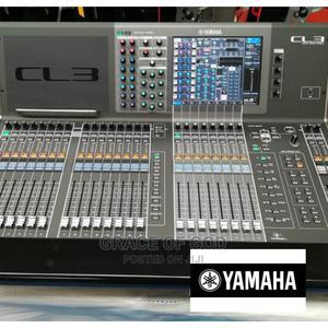 Yamaha Cl3 Digital Mixer | Audio & Music Equipment for sale in Lagos State, Ikeja