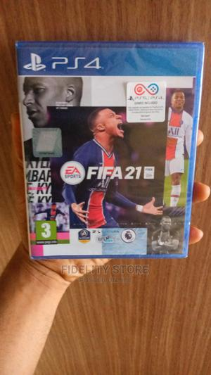 FIFA 2021 for Ps4/Ps5 | Video Games for sale in Lagos State, Ikeja
