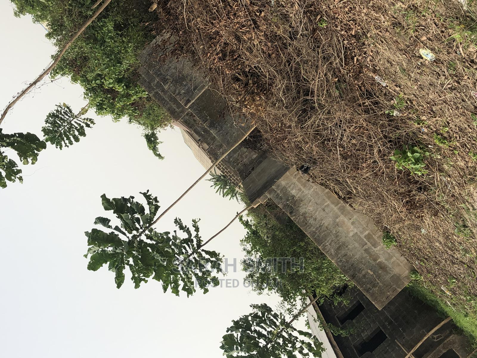 An Uncompleted Building for Sale | Land & Plots For Sale for sale in Ifo, Ogun State, Nigeria