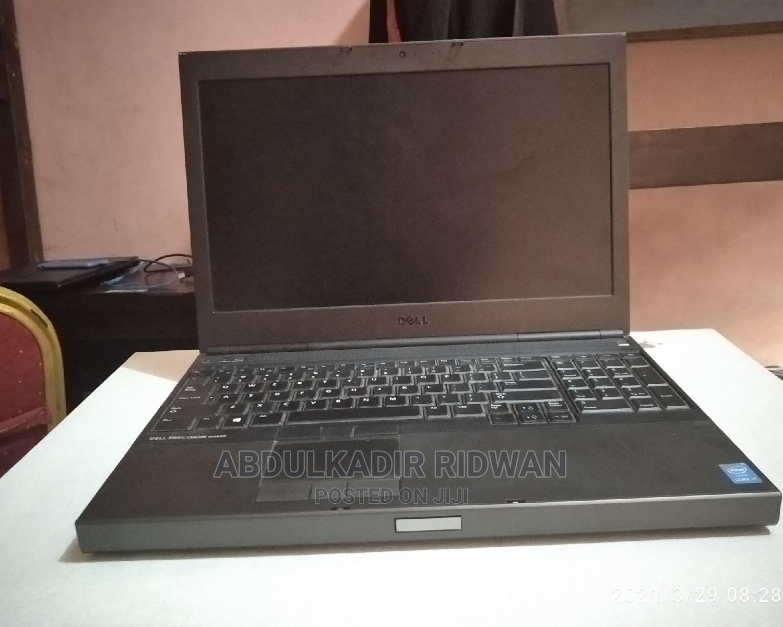 Laptop Dell Precision M4800 8GB Intel Core I7 HDD 700GB