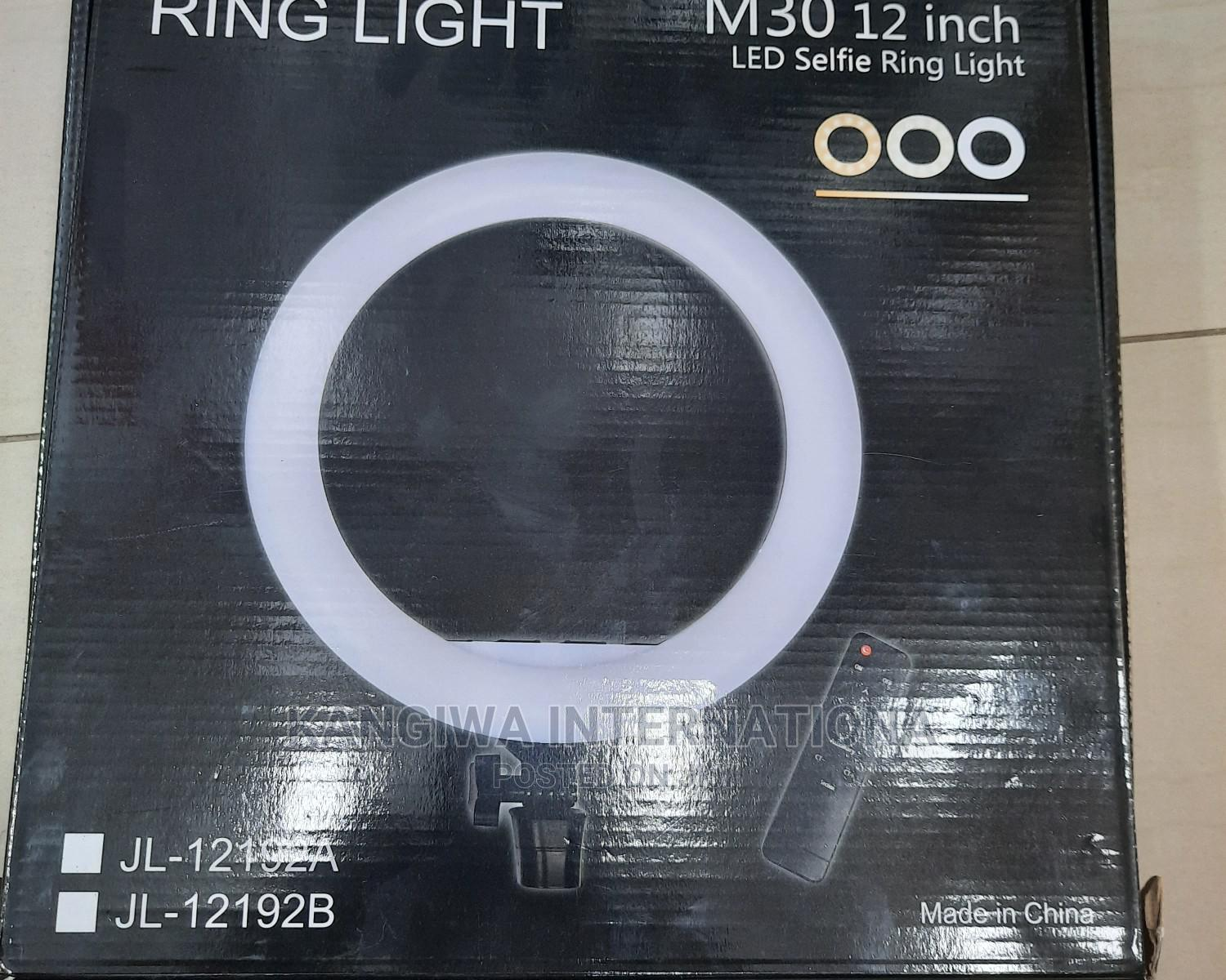 12inches Ringlight