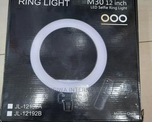 12inches Ringlight | Accessories & Supplies for Electronics for sale in Lagos State, Lagos Island (Eko)