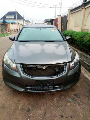 Honda Accord 2012 Sedan LX Automatic Gray | Cars for sale in Lagos State, Isolo
