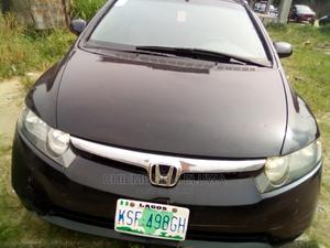 Honda Civic 2007 Black   Cars for sale in Rivers State, Port-Harcourt