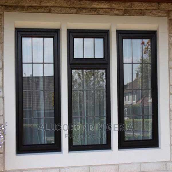 Aluminum Casement Windows   Windows for sale in Agege, Lagos State, Nigeria