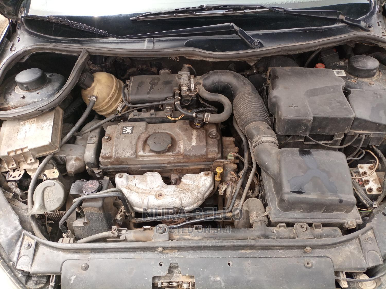 Archive: Peugeot 206 2002 SW 1.6 Black