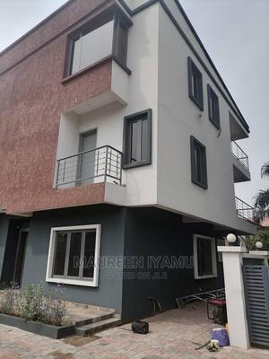 Newly Built 4 Bedroom Terrace Duplex With Bq | Houses & Apartments For Rent for sale in Ikeja, Ikeja GRA