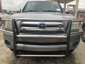 Toyota Tundra 2006 Regular Cab Gray | Cars for sale in Lagos State, Isolo