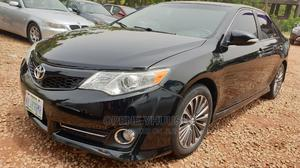 Toyota Camry 2012 Black   Cars for sale in Abuja (FCT) State, Central Business Dis