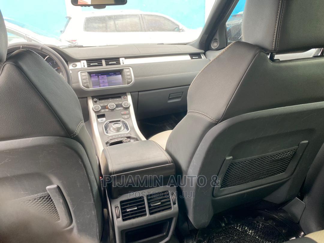 Land Rover Range Rover Evoque 2013 Pure Plus AWD Black | Cars for sale in Ikeja, Lagos State, Nigeria