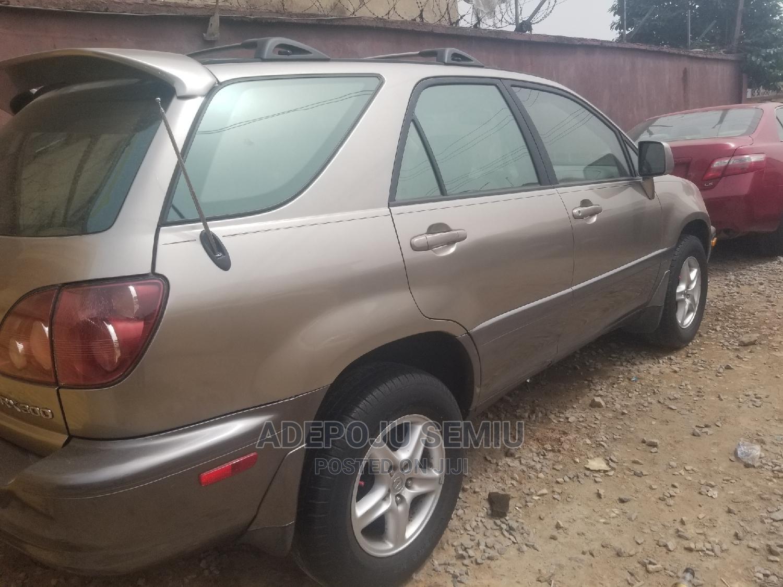 Lexus RX 2002 Gold | Cars for sale in Ibadan, Oyo State, Nigeria