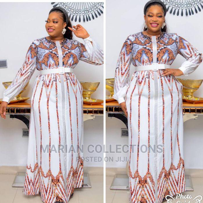 Quality Turkey Long Gown | Clothing for sale in Ikeja, Lagos State, Nigeria