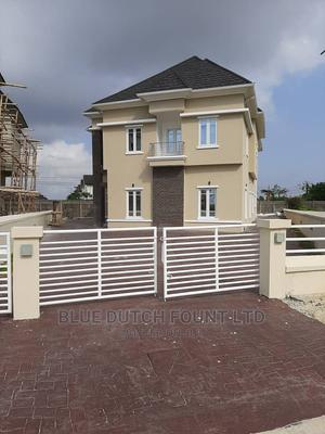 5 Bedroom Fully Detached Duplex BQ, Chaplin Court Estate | Houses & Apartments For Sale for sale in Ajah, Ogombo