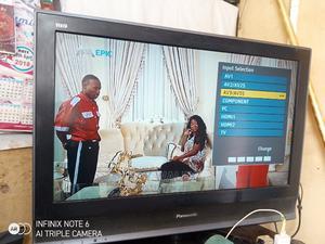 Original 32inch Panasonic Plasma Tv,Working Perfect   TV & DVD Equipment for sale in Lagos State, Ojodu