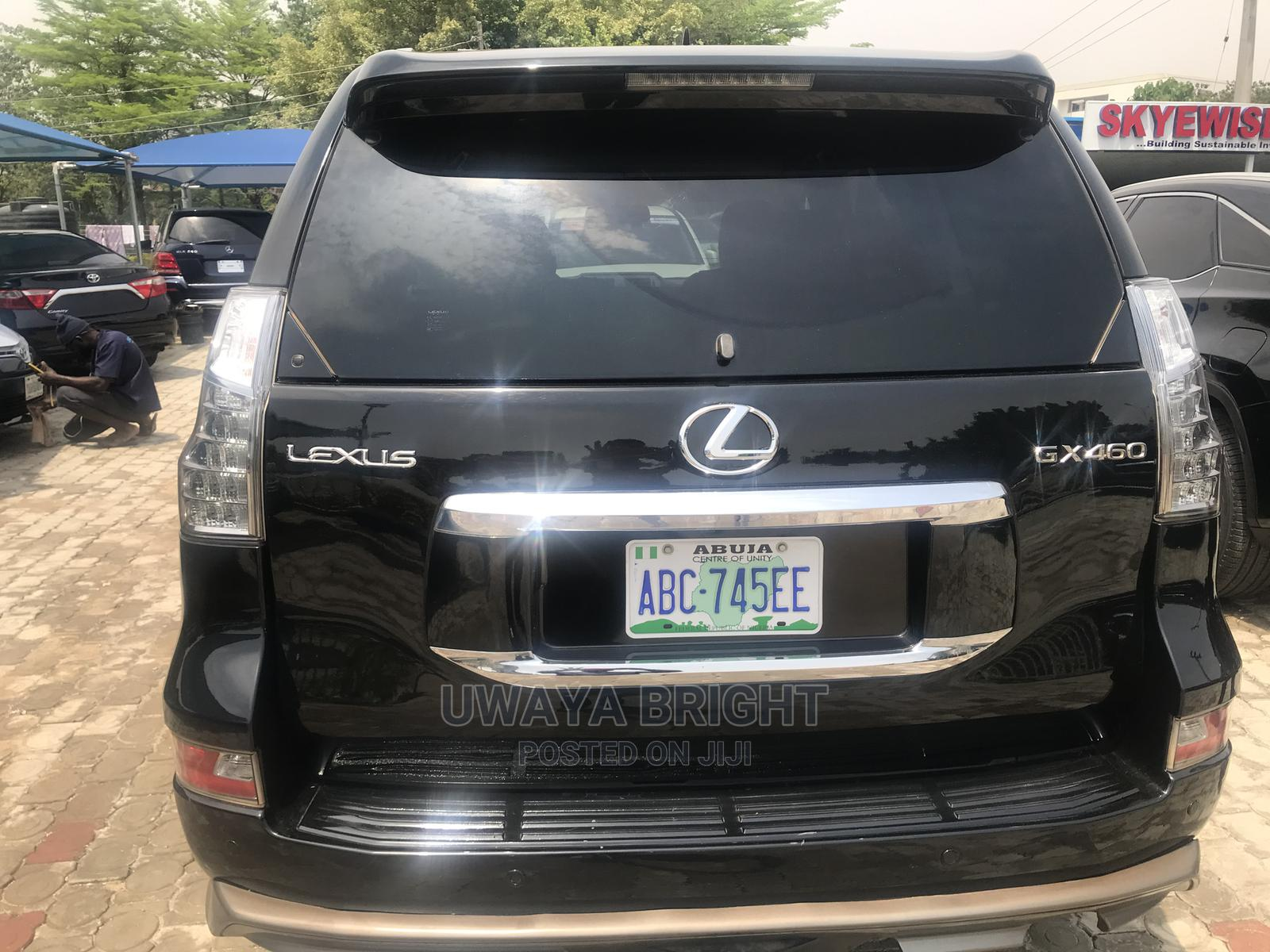 Lexus GX 2017 Black | Cars for sale in Garki 2, Abuja (FCT) State, Nigeria