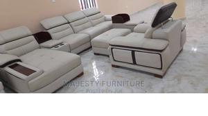 L Shaped 7 Seater Sofa | Furniture for sale in Lagos State, Surulere