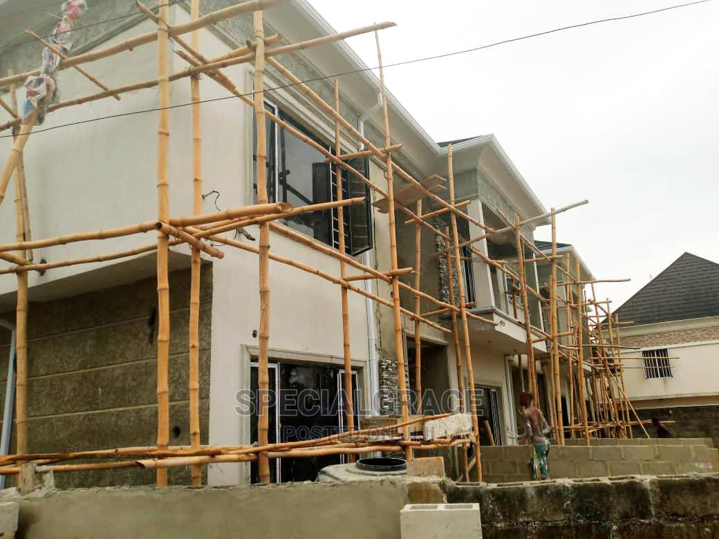 A Beautiful 4 Bedroom Terrace Off Plan at Sangotedo Offplan
