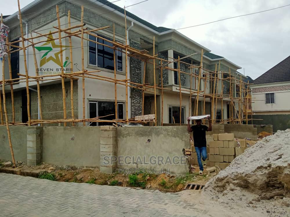 A Beautiful 4 Bedroom Terrace Off Plan at Sangotedo Offplan | Houses & Apartments For Sale for sale in Sangotedo, Ajah, Nigeria