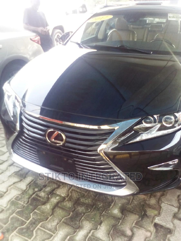 Lexus ES 2017 350 FWD Black