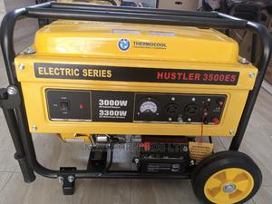 Haier Thermocool Generator Hustler 3500es 3.75kva/3kw | Electrical Equipment for sale in Lagos State, Ajah