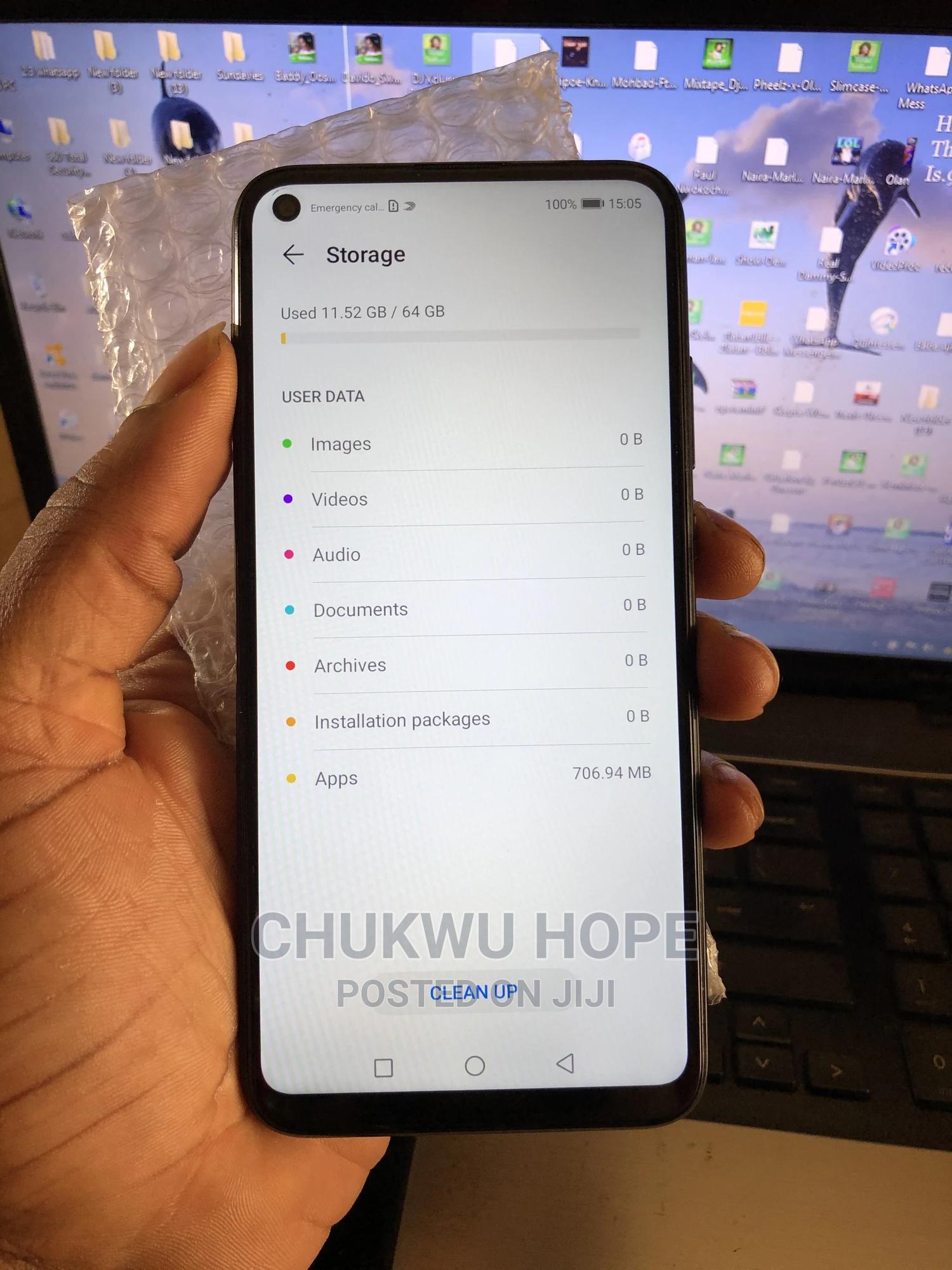 Archive: Huawei Y7p 64 GB Blue
