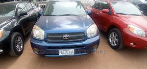 Toyota RAV4 2004 2.0 4x4 Blue | Cars for sale in Delta State, Oshimili South