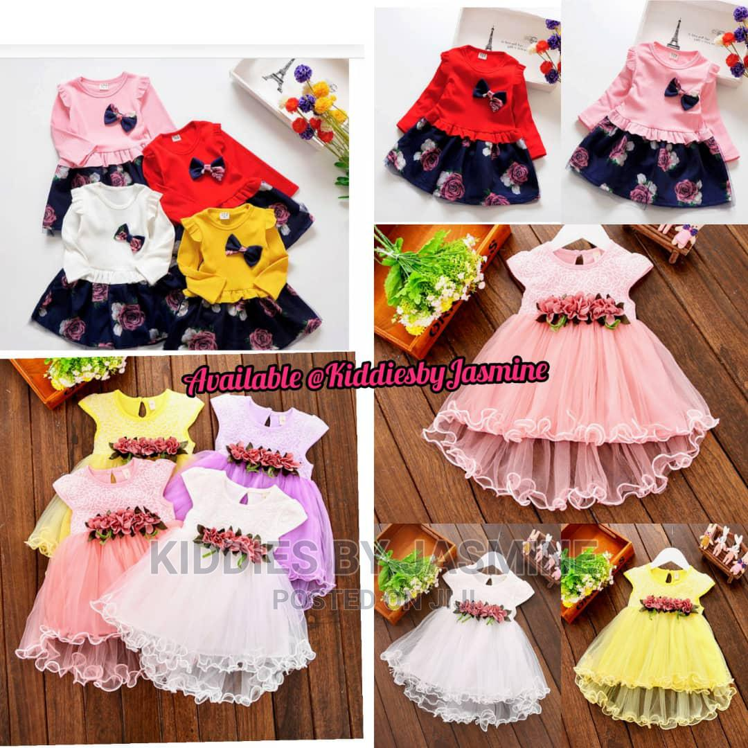 Girl Pretty Dresses