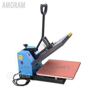 Original Heat Press Machine for Stoning Fabrics   Printing Equipment for sale in Lagos State, Surulere