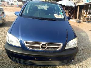 Opel Zafira 2003 Blue   Cars for sale in Abuja (FCT) State, Kubwa